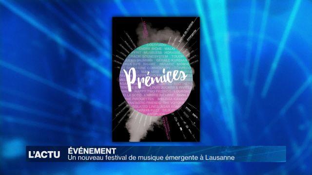 Un nouveau festival de musique émergente à Lausanne