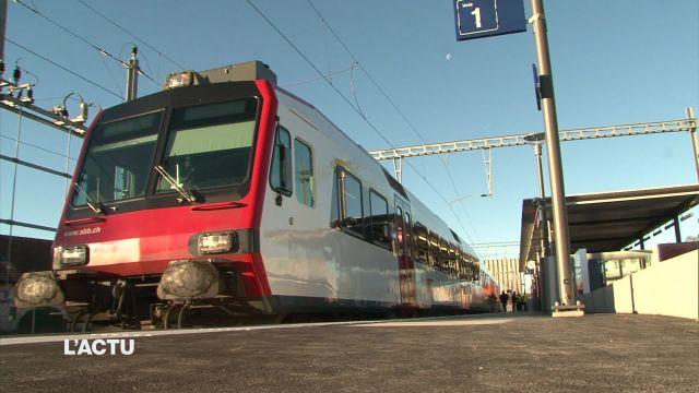 Quatorze nouvelles rames pour le RER vaudois