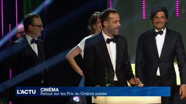 Retour sur les Prix du Cinéma suisse