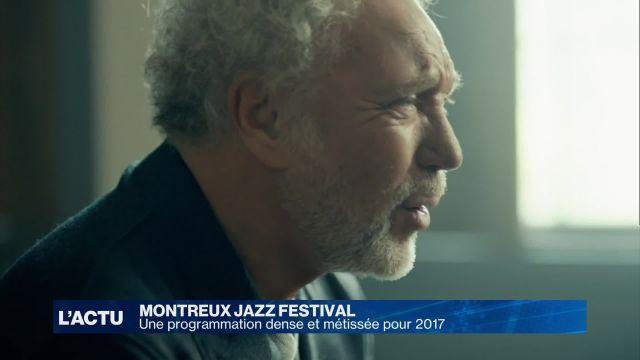 Une 51e édition dense et métissée pour le Montreux Jazz