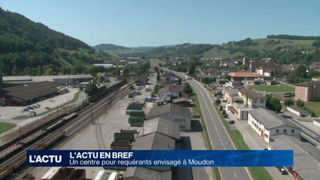 Moudon pourrait accueillir un centre pour requérants d'asile