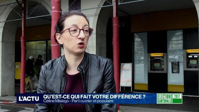 Portrait de campagne - Céline Misiego