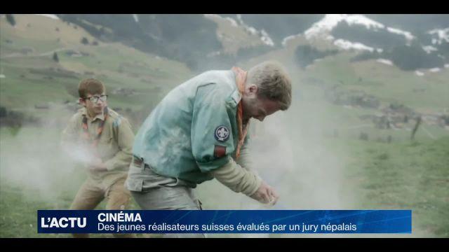 Des jeunes réalisateurs suisses évalués par un jury népalais