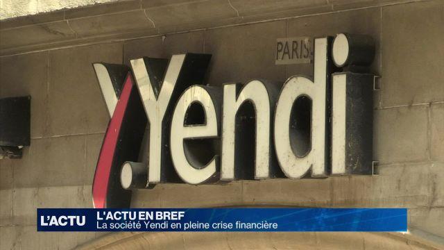 La société Yendi en pleine crise financière
