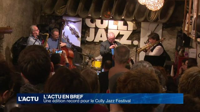 Edition record pour le Cully Jazz Festival