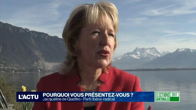 Portrait de campagne - Jacqueline de Quattro