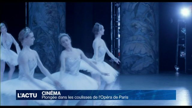 Plongée dans les coulisses de l'Opéra de Paris