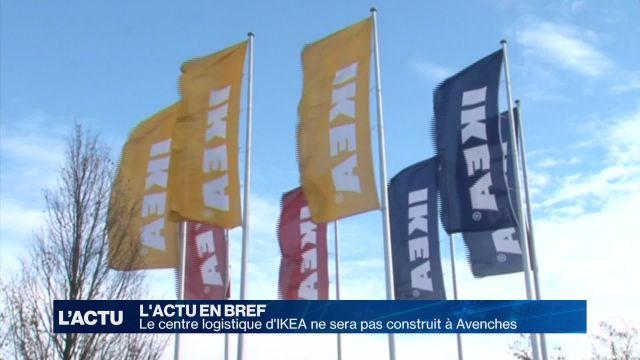 Le centre logistique d'IKEA ne sera pas construit à Avenches