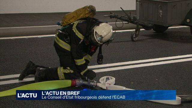 Le Conseil d'Etat fribourgeois défend l'ECAB