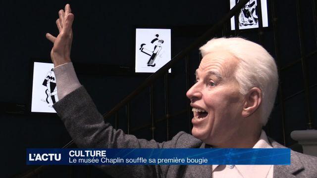 Chaplin's World souffle sa première bougie