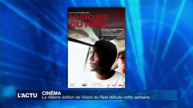 La 48e édition de Visions du Réel débute cette semaine