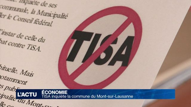 Tisa inquiète la commune du Mont-sur-Lausanne