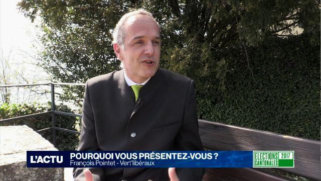 Portrait de campagne - François Pointet