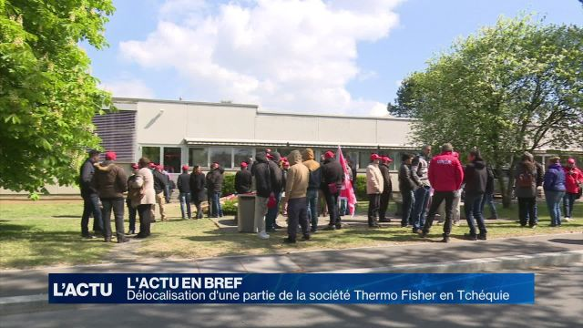 Délocalisation de Thermo Fisher