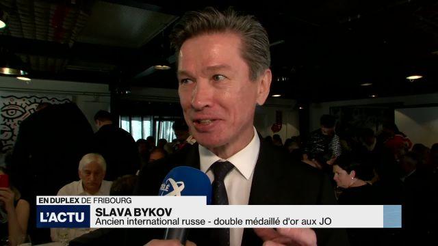 La grande Russie défie la Suisse ce soir à Fribourg