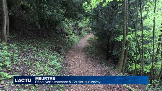Découverte macabre à Corsier-sur-Vevey