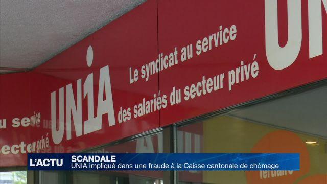 UNIA impliqué dans un scandale de fraude