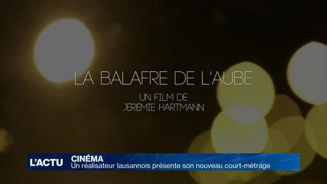 Un réalisateur lausannois présente son nouveau court-métrage