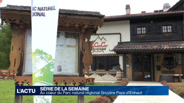 Au coeur du Parc naturel régional Gruyère Pays-d'Enhaut (2)