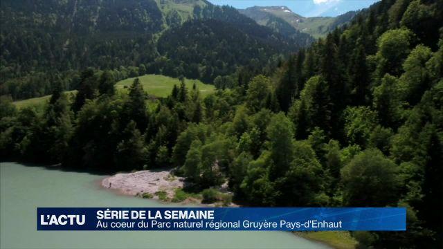 Au coeur du Parc naturel régional Gruyère Pays-d'Enhaut