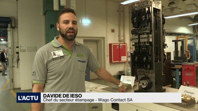 L'entreprise Wago Contact SA (FR) fête ses 40 ans