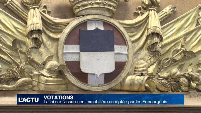 Les Fribourgeois ont accepté la nouvelle loi ECALEX