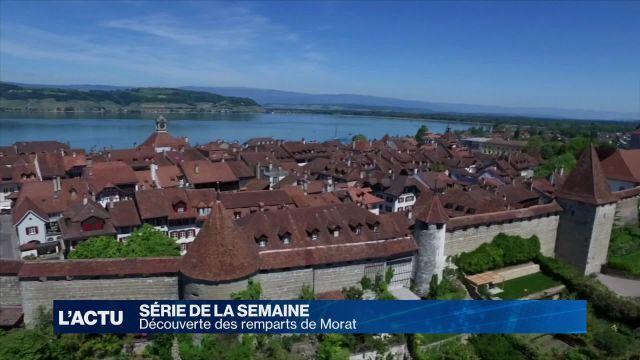 Découverte du centre historique de Morat (1)