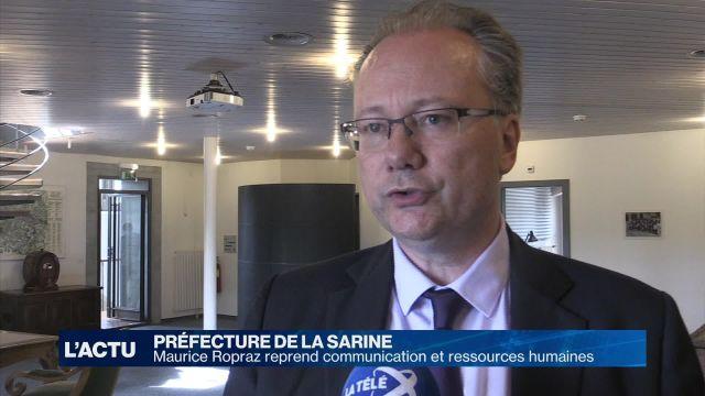 Préfecture de la Sarine: Ropraz reprend communication et RH