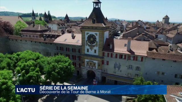 Découverte du centre historique de Morat (3)