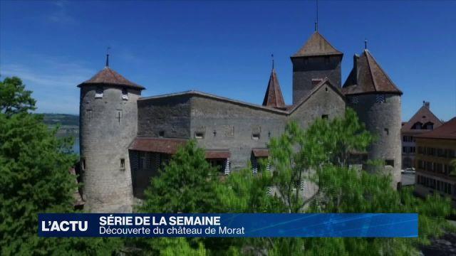 Découverte du centre historique de Morat (4)