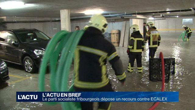 Le PS fribourgeois dépose un recours contre ECALEX
