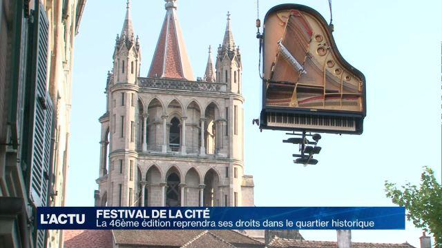 Le Festival de la Cité revient dans son quartier historique