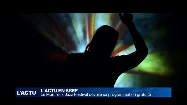 Le Montreux Jazz Festival dévoile sa programmation gratuite
