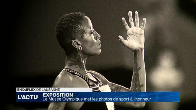 Le Musée olympique aborde la photo dans le sport