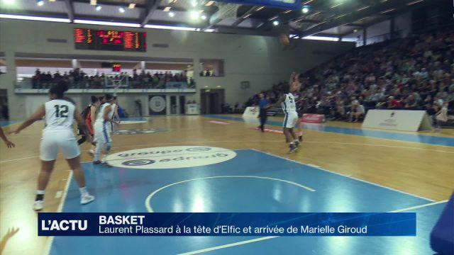 Elfic: Laurent Plassard et Marielle Giroud arrivent