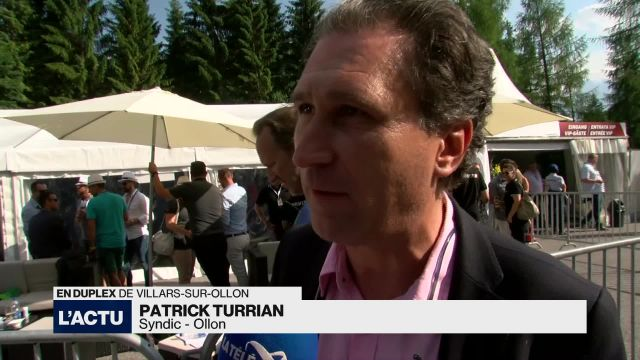 Cyclisme : Le Tour de Suisse s'arrête à Villars-sur-Ollon