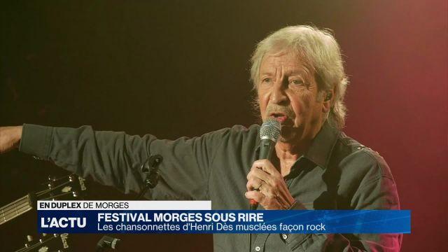 Les chansonnettes d'Henri Dès musclées façon rock