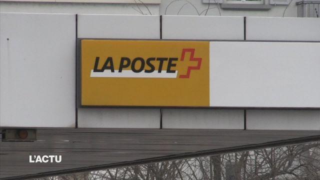 Deux bureaux de poste sur cinq menacés