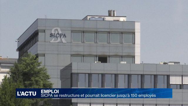 SICPA se restructure et pourrait licencier 150 employés