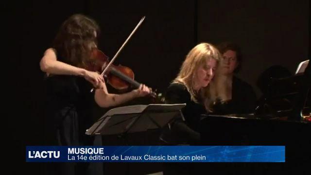 La 14e édition de Lavaux Classic bat son plein