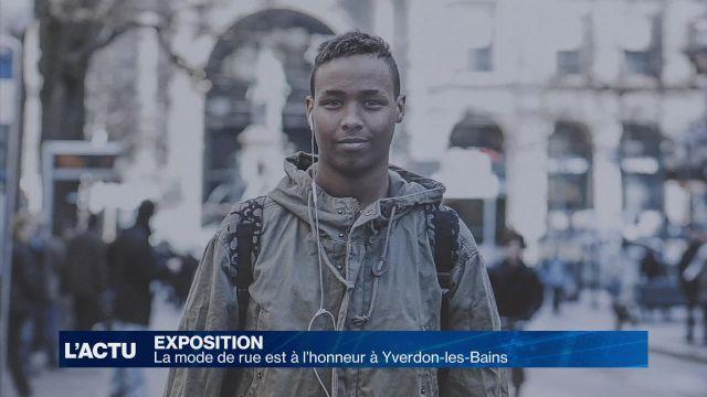 La mode de rue est à l'honneur à Yverdon-les-Bains