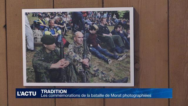 Les commémorations de la bataille de Morat photographiées