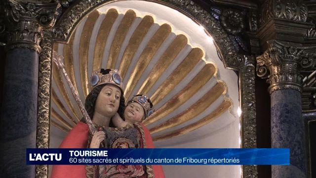60 sites sacrés et spirituels fribourgeois répértoriés