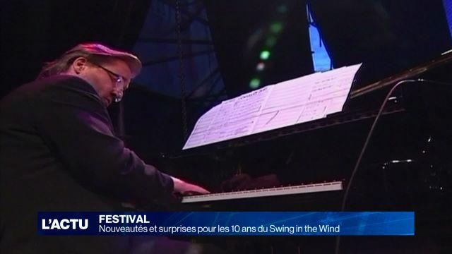 Nouveautés et surprises pour les 10 ans du Swing in the Wind