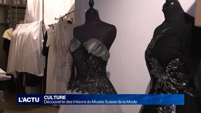 Découverte des trésors du Musée Suisse de la Mode