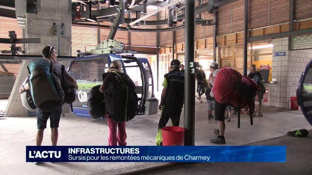 Les remontées mécaniques en sursis à Charmey
