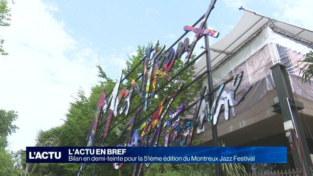 Bilan en demi-teinte pour la 51e édition du Montreux Jazz