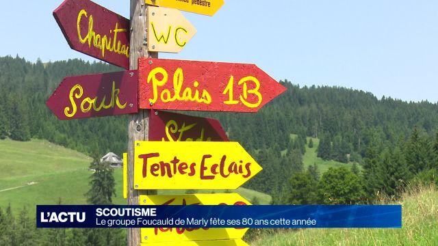 Le groupe Foucauld de Marly fête ses 80 ans cette année