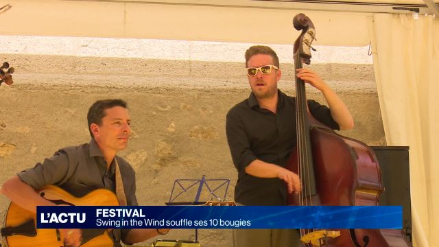 Swing in the Wind souffle ses 10 bougies