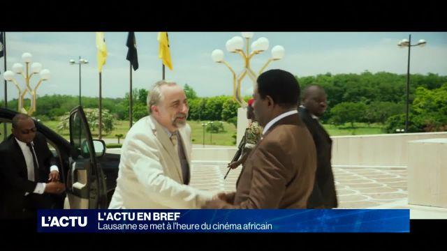 Lausanne se met à l'heure du cinéma africain